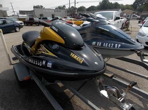 2009 Sea-Doo GTI155 2007 and 2009 for sale in Newport News, VA
