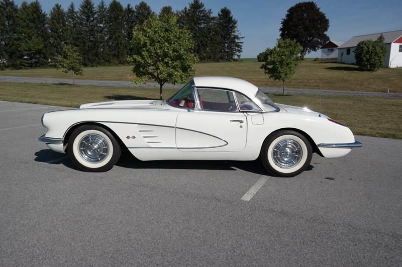 Craigslist Louisville Kentucky Cars And Trucks >> Atlanta Ga Corvette 1958 | Autos Post