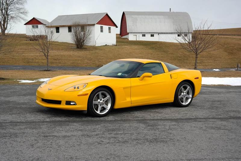 2005 chevrolet corvette 2dr coupe in bedford pa valley. Black Bedroom Furniture Sets. Home Design Ideas