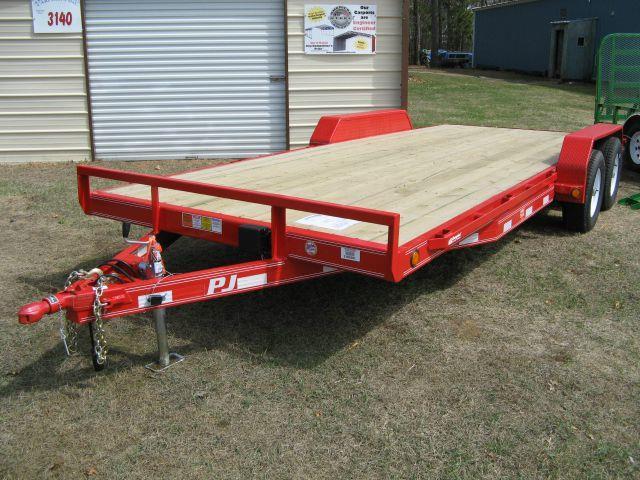 2013 PJ 20' Car Hauler 10K (10,000 lb) - Mosinee WI