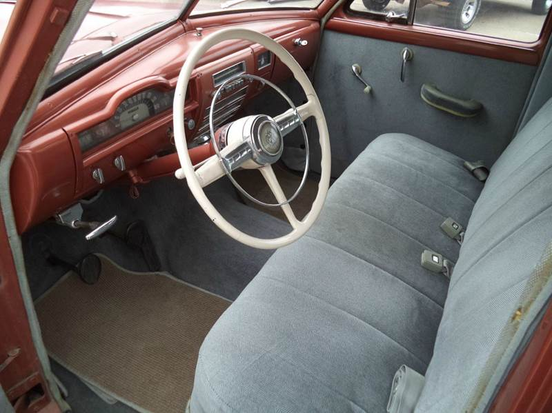 1951 Plymouth Cranbrook  - Coldwater KS