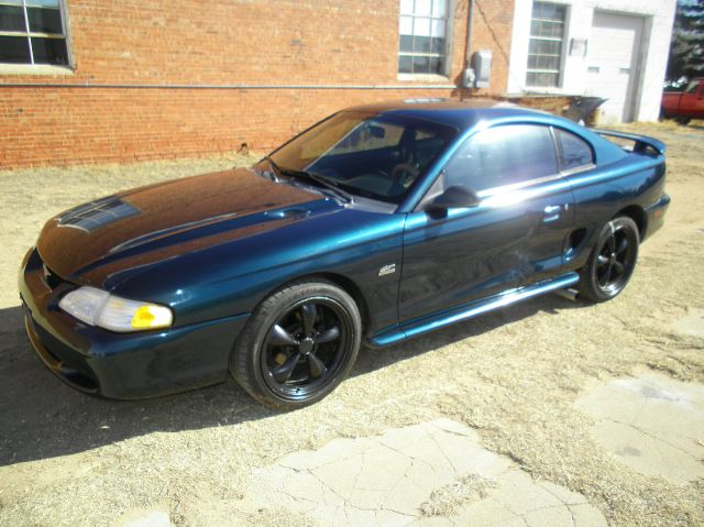 95 Ford Mustang