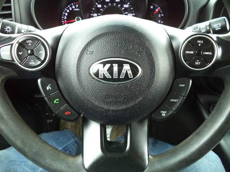 2015 Kia Soul 4dr Wagon 6A - Coldwater KS