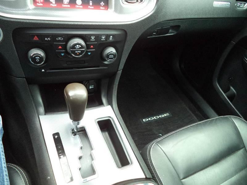2011 Dodge Charger R/T Plus 4dr Sedan - Coldwater KS