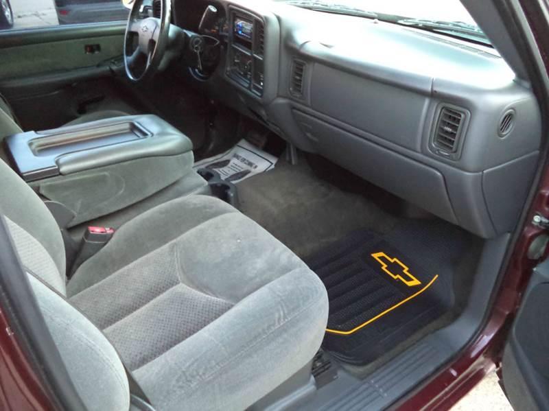 2003 Chevrolet Silverado 1500 2dr Standard Cab LS Rwd SB - Coldwater KS