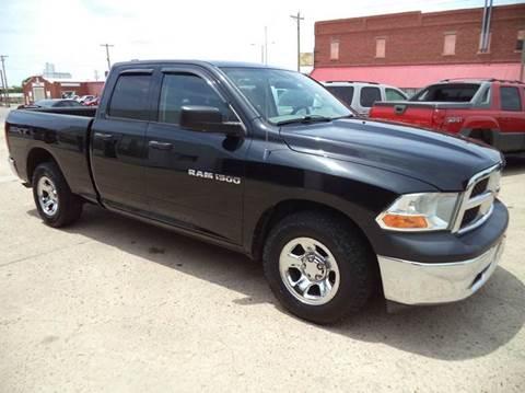 2011 RAM Ram Pickup 1500 for sale in Coldwater, KS