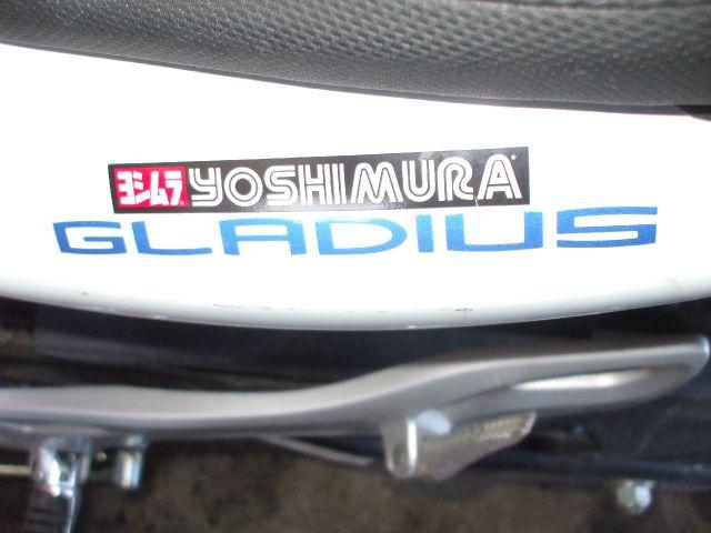 2009 SUSUKI GLADIUS