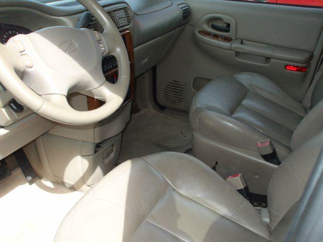 2003 Oldsmobile Silhouette