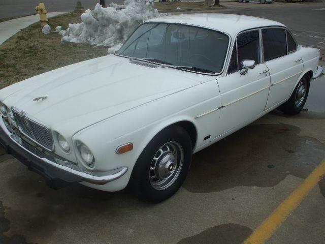 1974 Jaguar XJL