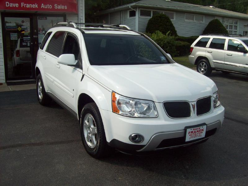 2006 pontiac torrent base awd 4dr suv in sussex nj dave franek automotive. Black Bedroom Furniture Sets. Home Design Ideas