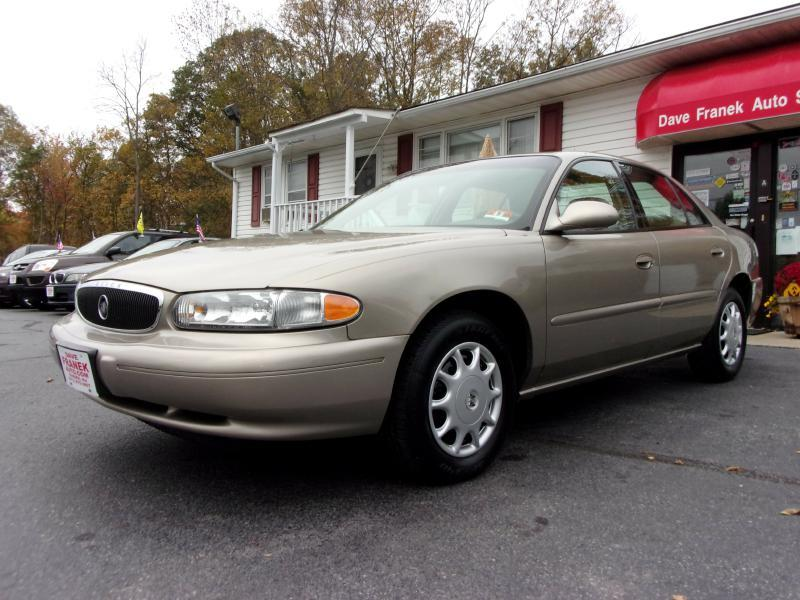 2003 buick century base 4dr sedan in sussex nj dave franek automotive. Black Bedroom Furniture Sets. Home Design Ideas