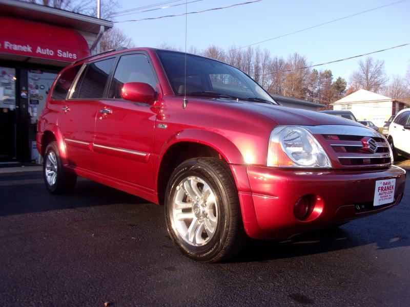 2004 suzuki xl7 ex 4wd 4dr suv in sussex nj dave franek automotive. Black Bedroom Furniture Sets. Home Design Ideas