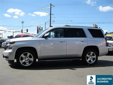 2015 Chevrolet Tahoe for sale in Portland, OR