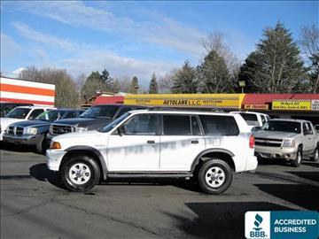 1999 Mitsubishi Montero Sport for sale in Portland, OR