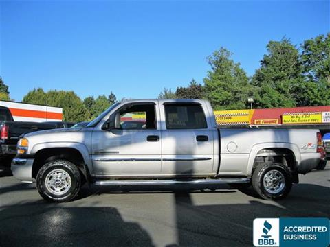 2007 GMC Sierra 2500HD Classic for sale in Portland, OR