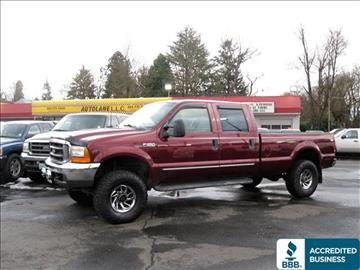 2000 Ford F-350 Super Duty for sale in Portland, OR