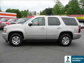 2009 Chevrolet Tahoe for sale in Portland, OR