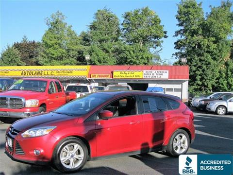 2012 Ford Focus for sale in Portland, OR