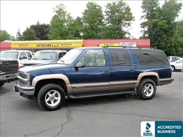 1996 Chevrolet Suburban for sale in Portland, OR