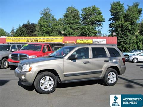Jeep Grand Cherokee For Sale In Portland Or