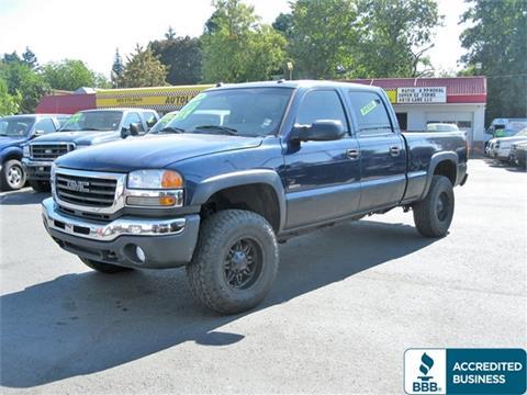 2005 GMC Sierra 2500HD for sale in Portland, OR