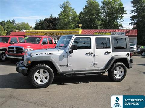 2008 Jeep Wrangler Unlimited for sale in Portland, OR