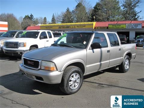 2002 GMC Sonoma for sale in Portland, OR
