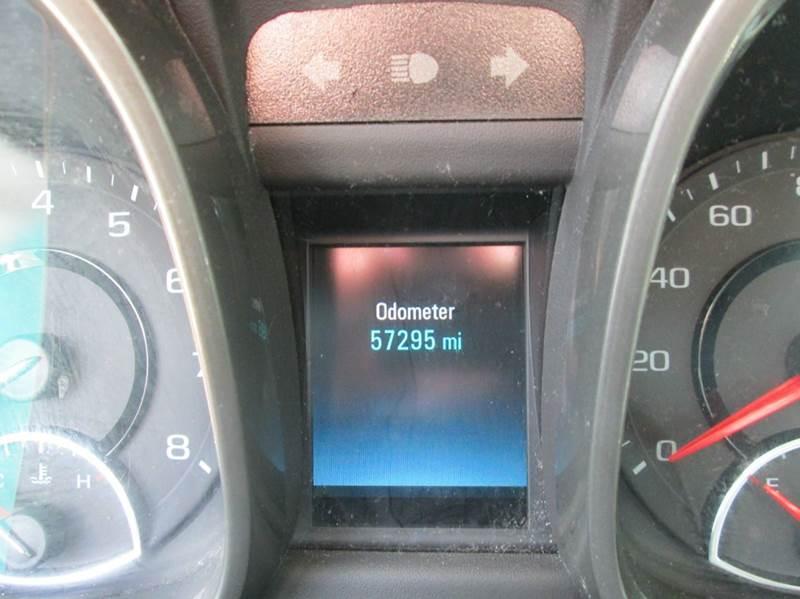 2013 Chevrolet Malibu LT 4dr Sedan w/3LT - New Vienna OH