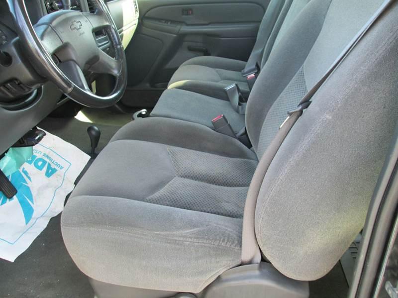 2005 Chevrolet Silverado 1500 4dr Extended Cab LS 4WD SB - New Vienna OH