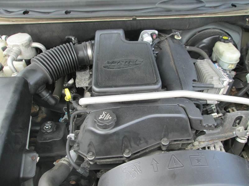 2005 Chevrolet TrailBlazer LT 4WD 4dr SUV - New Vienna OH