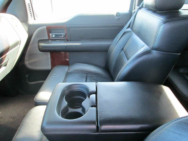 2008 Ford F-150 4x4 Lariat 4dr SuperCab Styleside 5.5 ft. SB - New Vienna OH