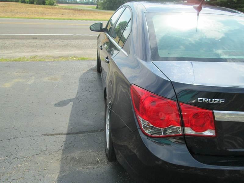 2014 Chevrolet Cruze 1LT Auto 4dr Sedan w/1SD - New Vienna OH