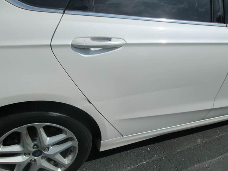2014 Ford Fusion SE 4dr Sedan - New Vienna OH