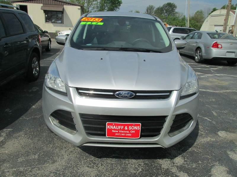 2013 Ford Escape AWD SEL 4dr SUV - New Vienna OH