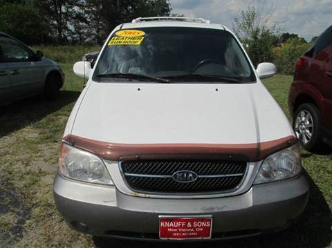 2005 Kia Sedona for sale in New Vienna, OH