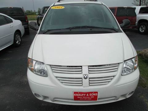 2005 Dodge Grand Caravan for sale in New Vienna, OH
