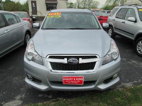 2013 Subaru Legacy for sale in New Vienna, OH