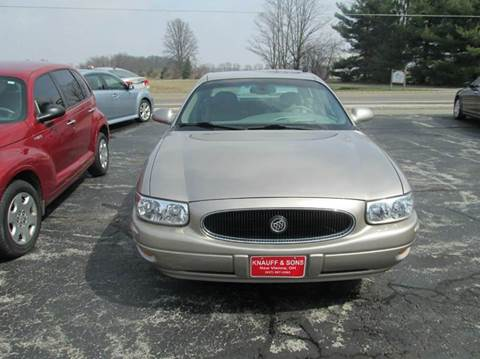2003 Buick LeSabre for sale in New Vienna, OH
