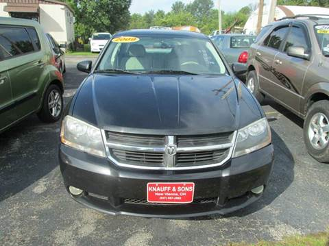 2009 Dodge Avenger for sale in New Vienna, OH
