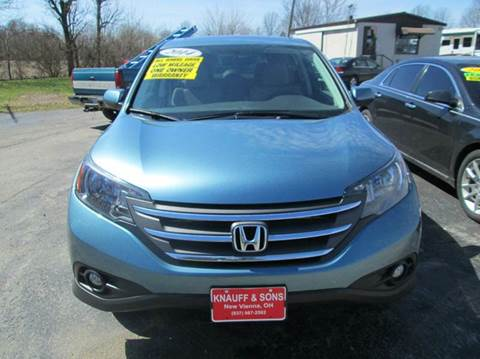 2014 Honda CR-V for sale in New Vienna, OH