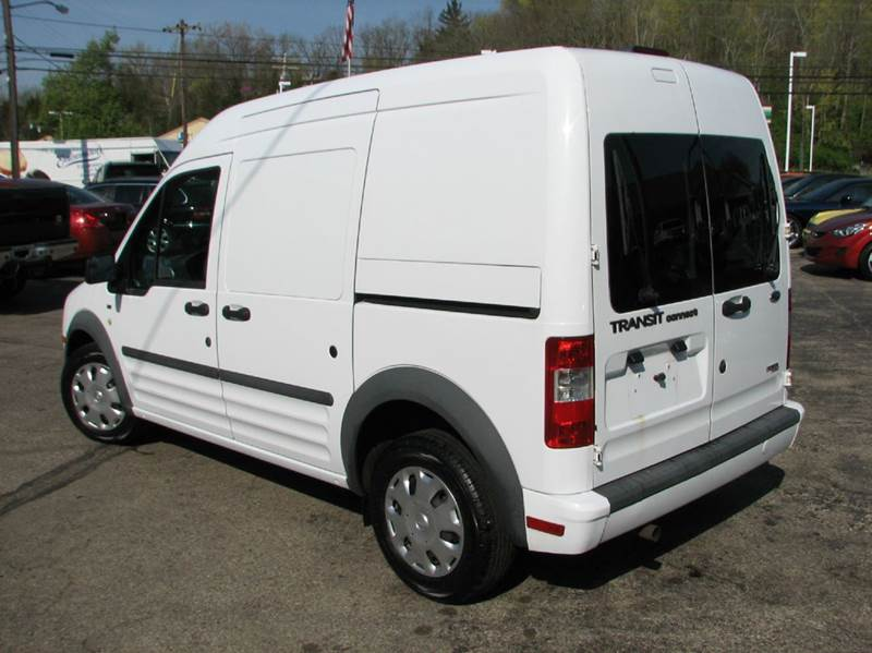2012 Ford Transit Connect Cargo Van XLT 4dr Mini w/Rear Glass - Loveland OH