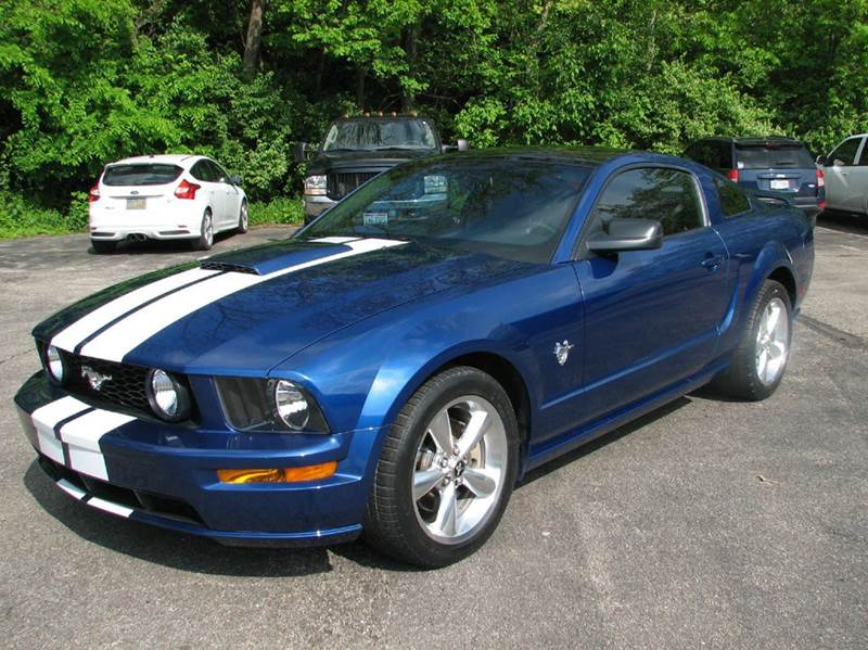 2009 ford mustang gt premium 2dr coupe in loveland oh borderline auto sales. Black Bedroom Furniture Sets. Home Design Ideas