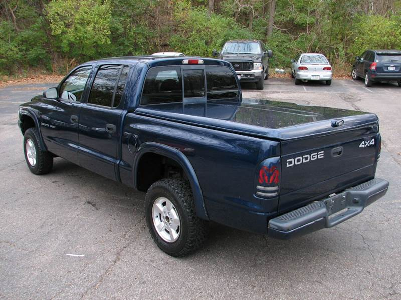 2002 dodge dakota sport 4dr quad cab 4wd sb in loveland oh. Black Bedroom Furniture Sets. Home Design Ideas