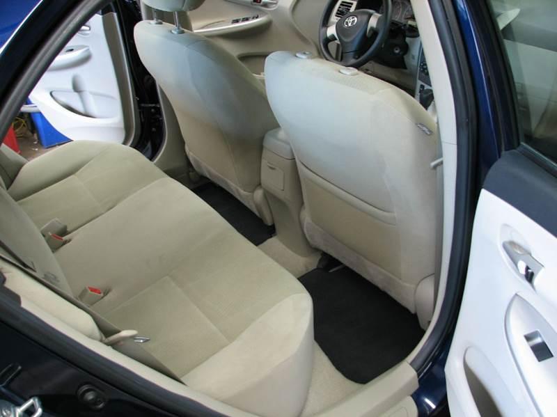 2011 Toyota Corolla LE 4dr Sedan 4A - Loveland OH