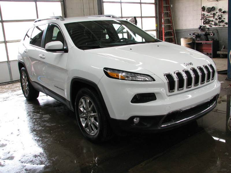 2014 Jeep Cherokee 4x4 Limited 4dr SUV - Loveland OH