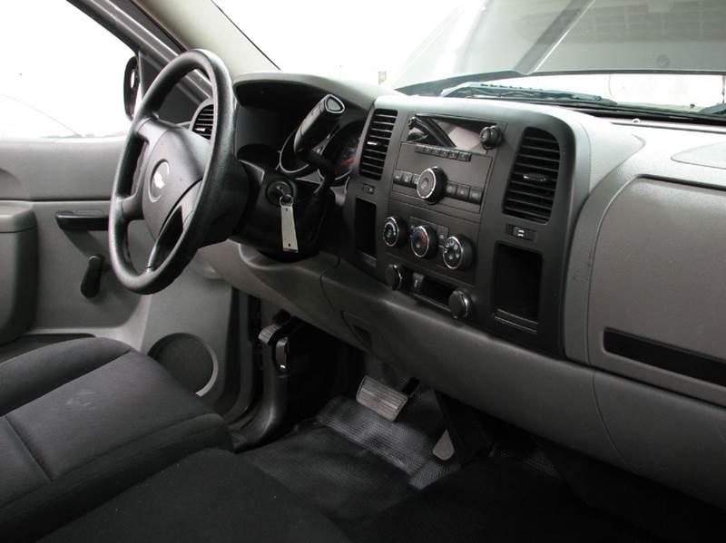 2012 Chevrolet Silverado 1500 Work Truck 4x2 2dr Regular Cab 6.5 ft. SB - Loveland OH