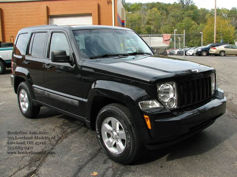 2012 jeep liberty sport 4x4 4dr suv in loveland oh. Black Bedroom Furniture Sets. Home Design Ideas