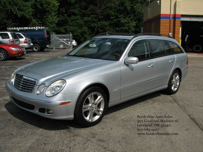 2006 mercedes benz e class awd e350 4matic 4dr wagon in for 2006 mercedes benz e class e350