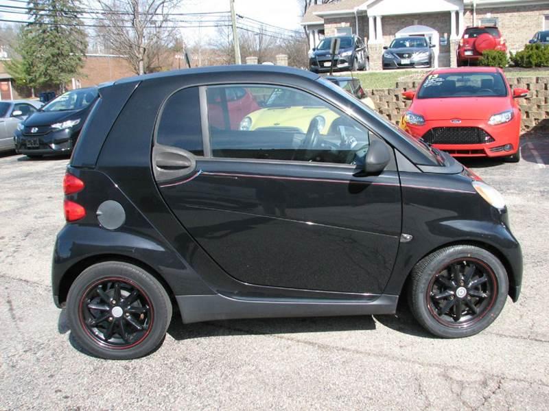 2008 Smart fortwo pure 2dr Hatchback - Loveland OH