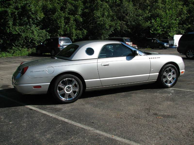 2004 Ford Thunderbird Deluxe 2dr Convertible - Loveland OH